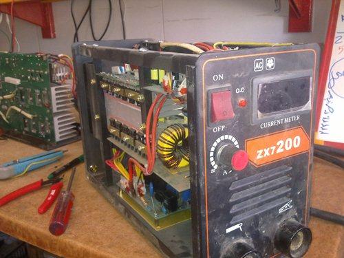 آموزش تعمیرات دستگاه جوش اینورتر