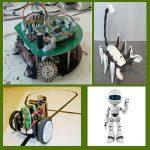 آموزش رباتیک و ساخت ربات