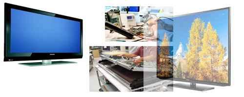 آموزش تعمیرات تخصصی تلویزیون
